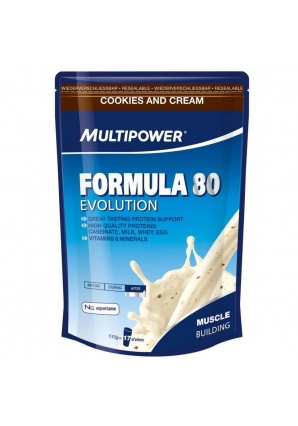 Formula 80 Evolution 510 гр (Multipower)
