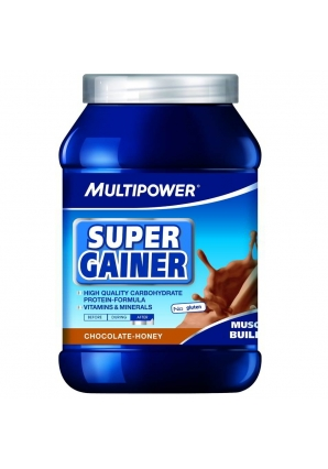 Muscle Supergainer 1100 гр. 2.43 lb (Multipower)