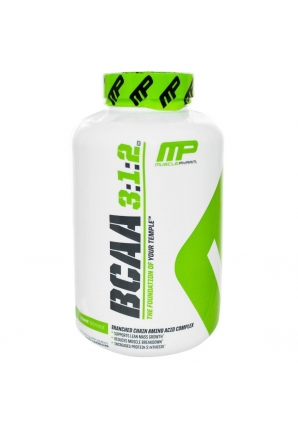BCAA 3:1:2 240 капс. (MusclePharm)