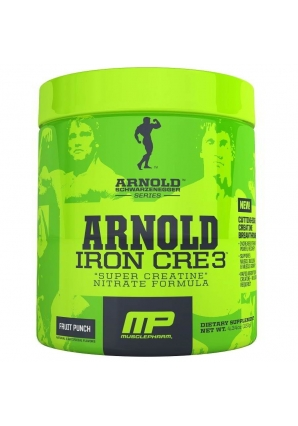 Arnold Schwarzenegger Iron Cre3 123-127 гр (MusclePharm)