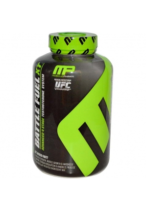 Battle Fuel XT 160 капс (MusclePharm)