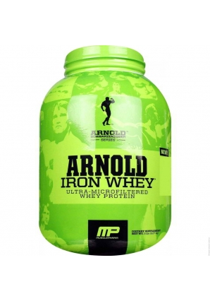 Arnold Iron Whey 2270 гр 5lb (MusclePharm)