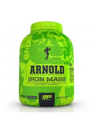 Arnold Iron Mass 2270 гр 5lb (MusclePharm)