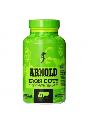 Iron Cuts Arnold Series 90 капс (MusclePharm)