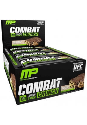 Combat Crunch Bar 12 шт 63 гр (MusclePharm)