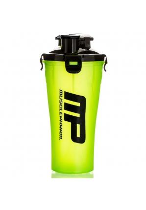 Шейкер Dual Shaker 2х350 мл (MusclePharm)