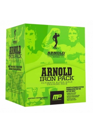 Arnold Iron Pack 20 пак (MusclePharm)