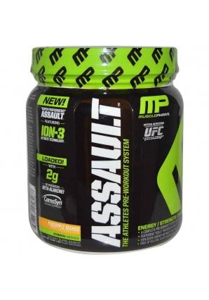 Assault NEW 435 гр. (MusclePharm)