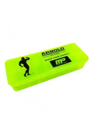 Arnold Pill Box (MusclePharm)