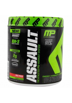 Assault NEW 290 гр. (MusclePharm)