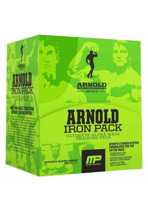 Arnold Iron Pack 30 пак (MusclePharm)