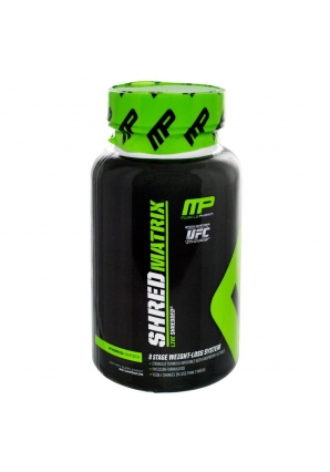 Shred Matrix 60 капс (MusclePharm)