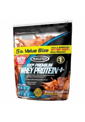100% Premium Whey Plus 2270 гр. 5lb (Muscletech)