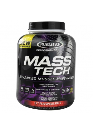 Mass Tech Performance Series 3200 гр 7lb (Muscletech)