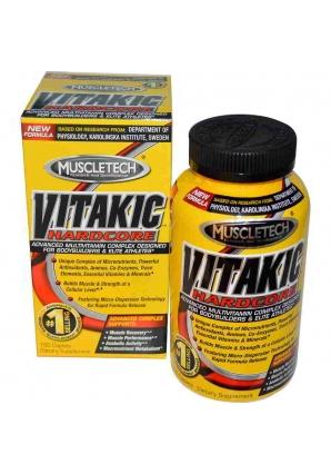 Vitakic Hardcore 150 капс (Muscletech)