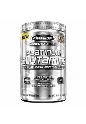 Essential 100% Glutamine 302 гр (MuscleTech)