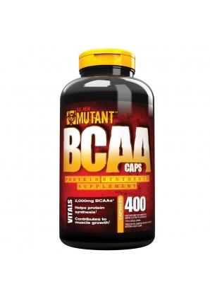 BCAA 400 капс (Mutant)