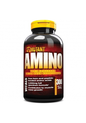 Mutant Amino 300 табл (Mutant)