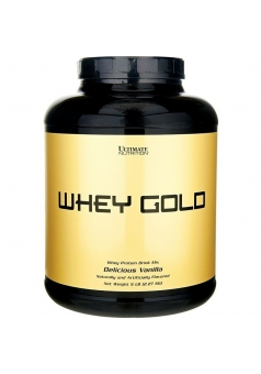 Whey Gold 2270 гр - 5lb (Ultimate Nutrition)