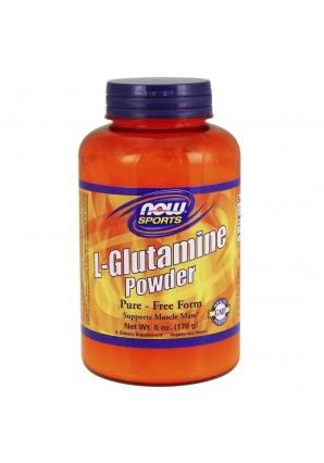 L-Glutamine Powder 6 oz - 170 гр (NOW)