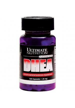 DHEA 25 мг 100 капс (Ultimate Nutrition)