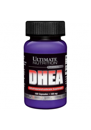 DHEA 100 мг 100 капс (Ultimate Nutrition)