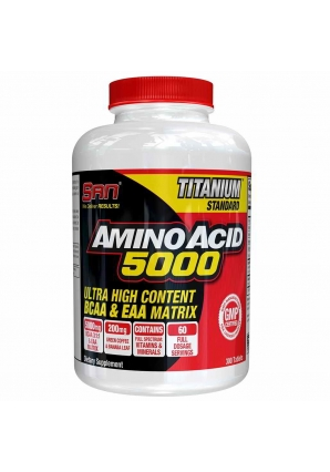 Amino Acid 5000 - 300 табл (SAN)