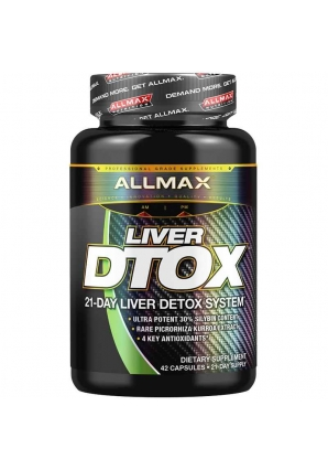 Liver D-TOX 42 капс (AllMax Nutrition)