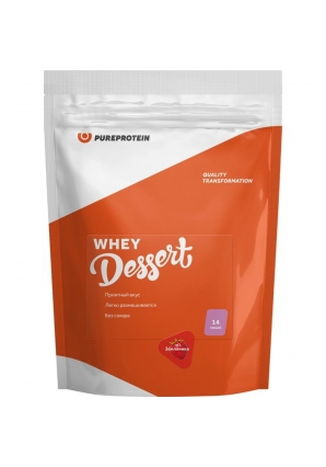 Whey Dessert 420 гр (Pure Protein)