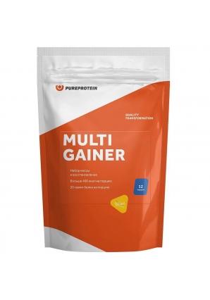 Multi Gainer 1200 гр (Pure Protein)