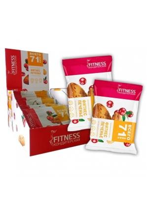 Фитнес печенье 40 гр 10 шт (Pure Protein)
