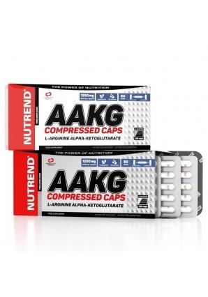 AAKG Compressed Caps 120 капс (Nutrend)
