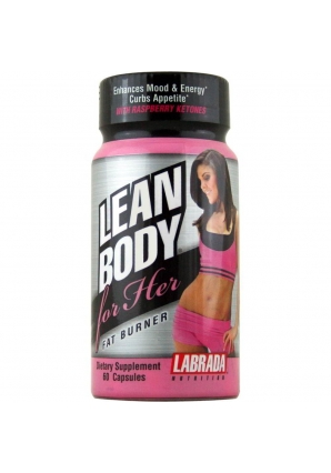 Lean Body For Her Fat Burner 60 капс (Labrada)