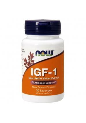 IGF-1 30 леденцов (NOW)