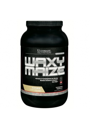 Waxy Maize 1361 гр 3lb (Ultimate Nutrition)