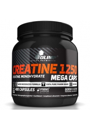 Creatine Mega Caps 400 капс (Olimp)