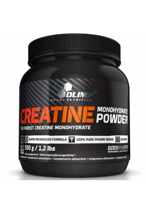 Creatine Monohydrate Powder 550 гр (Olimp)