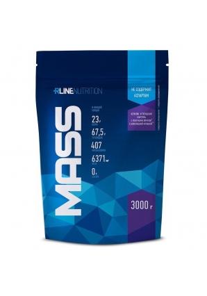 MASS NEW 3000 гр (R-Line Sport Nutrition)