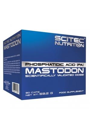 Mastodon 90 капс (Scitec Nutrition)