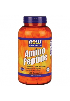 Amino Peptide 300 капс (NOW)