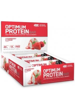 Optimum Protein Bar 10 шт 60 гр (Optimum nutrition)