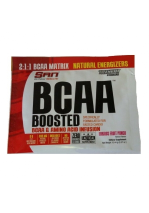 BCAA Boosted 10,44 гр (SAN)