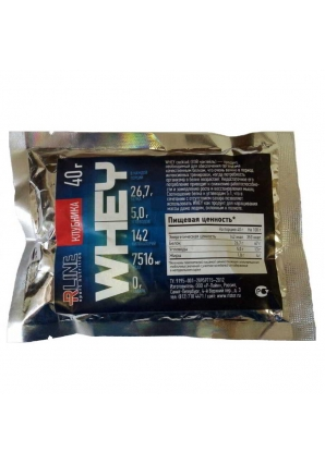 WHEY 40 гр (R-Line Sport Nutrition)