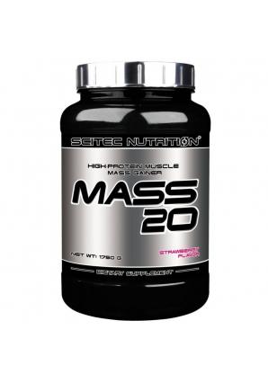 Mass 20 1750 гр (Scitec Nutrition)