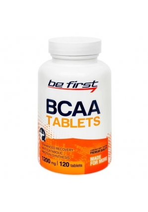 BCAA Tablets 120 табл (Be First)