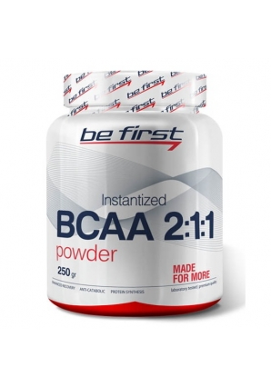 BCAA 2:1:1 Instantized Powder 250 гр (Be First)