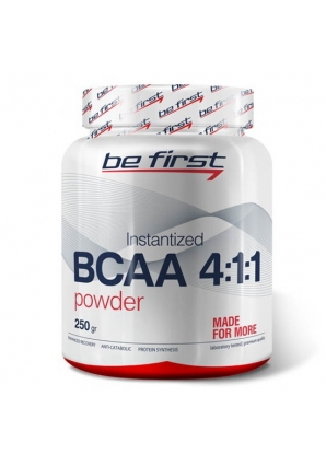 BCAA 4:1:1 Instantized Powder 250 гр (Be First)