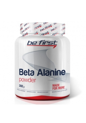Beta Alanine Powder 300 гр (Be First)