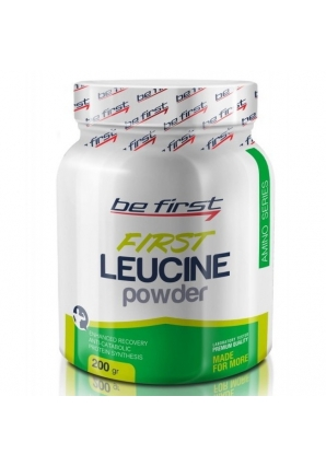 First Leucine Powder 200 гр (Be First)