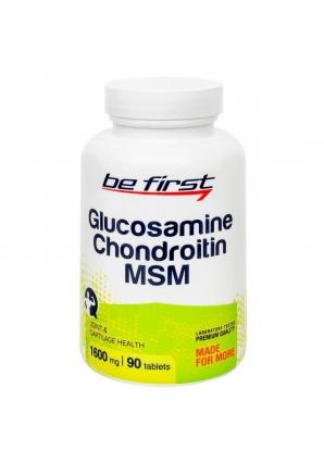 Glucosamine + Chondroitin + MSM 90 табл (Be First)